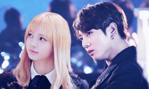 Fan 'hoảng hốt' khi Lisa - Jung Kook được đề cử 'cặp đôi yêu thích'