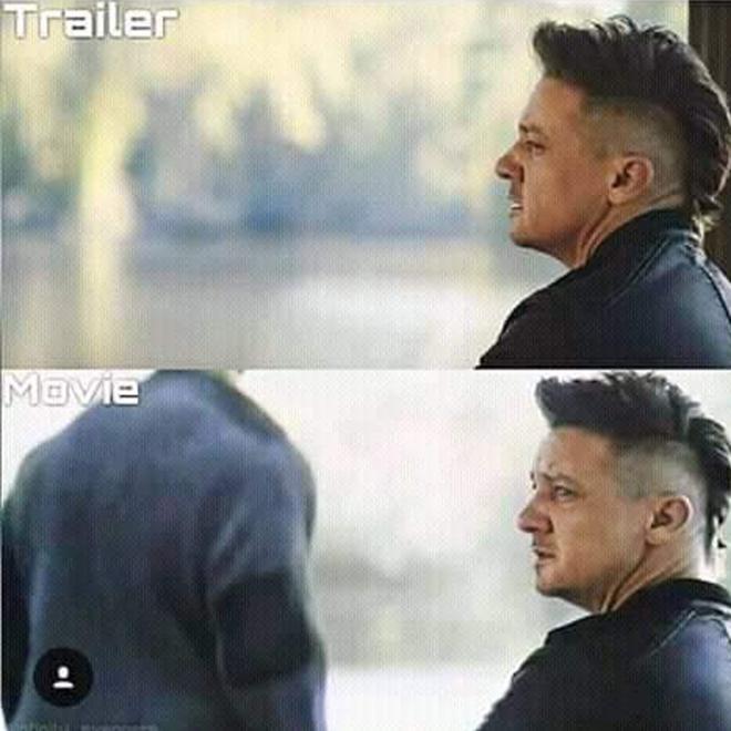 """<p> Để """"giấu nhẹm"""" hình ảnh mới của Hulk, Marvel cũng xóa hoàn toàn sự xuất hiện của anh trong phân cảnh này khi công bố trailer.</p>"""