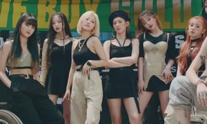 (G)I-DLE khoe hình tượng girl-crush trong teaser MV comeback 'Uh-Oh'
