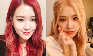 Rosé (Black Pink): Từ idol kém nổi bật đến nhan sắc 'vạn người mê'