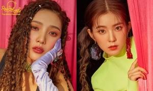 Những món mỹ phẩm xinh yêu, giá mềm Red Velvet dùng trong MV mới