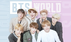 BTS thống trị top trend toàn cầu với album nhạc game