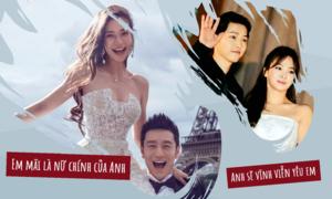 Những lời 'thề non hẹn biển' soái ca Hàn - Trung từng dành cho tình cũ