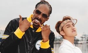 Snoop Dogg: Rapper đứng dậy từ quá khứ tù tội