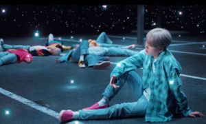 BTS phát hành MV tiếng Nhật 'Lights' với cảnh quay huyền ảo