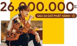 MV 'Hãy trao cho anh' vào top 1 trending Hàn Quốc, được báo Mỹ chú ý
