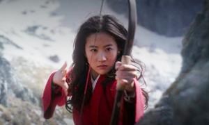 'Hoa Mộc Lan' của Lưu Diệc Phi tung trailer đậm chất kiếm hiệp