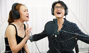 Mỹ Tâm - Hà Anh Tuấn tung bản hit được thu trong 30 phút