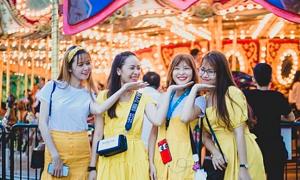 Người Đà Nẵng, học sinh, sinh viên được miễn phí vé Sun World Danang Wonders