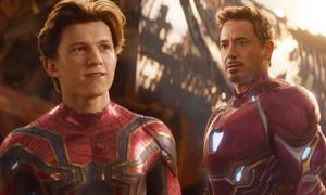 Những màn tri ân được khéo léo lồng ghép trong 'Spider-Man: Far From Home'