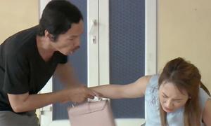 Bảo Thanh - Trung Anh không tập trước cảnh 'vượt cạn' trong 'Về nhà đi con'