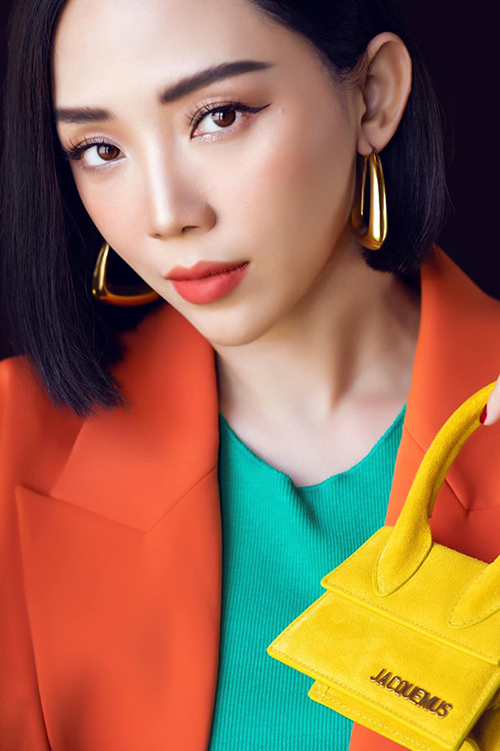 Thời gian qua, Tóc Tiên có nhiều bản hit được các bạn trẻ đón nhận.