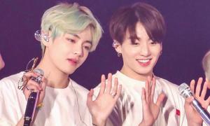 6 cặp idol nam Kpop khiến fan 'rụng tim' mỗi lần chung khung hình