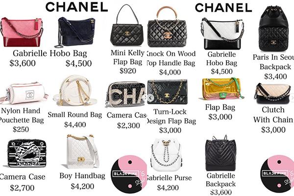 Được mệnh danh như thánh sống Chanel, Jennie chi rất nhiều tiền để sắm những mẫu túi nổi tiếng nhất của nhà mốt nước Pháp. Cô nàng sở hữu từ những thiết kế phổ biến như Gabrielle, Boy, Flap Bag... cho đến những mẫu limited để thể hiện độ sành.