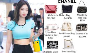 4 mỹ nhân Black Pink: Ai có bộ sưu tập túi đắt đỏ nhất?