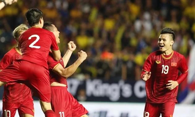 Việt Nam cùng bảng với Thái Lan ở vòng loại thứ 2 World Cup 2022