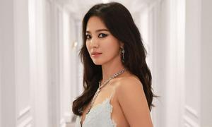 Song Hye Kyo nhắc đến 'định mệnh' trong cuộc phỏng vấn đầu tiên sau ly hôn