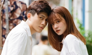 Bộ ảnh 'thanh xuân ngọt ngào' của cặp hot girl - hot boy