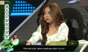 Bạn gái Quang Hải nhận chỉ trích vì thiếu kiến thức cơ bản