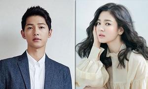 Nhà báo Hàn tiết lộ Song Hye Kyo đề nghị ly hôn trước