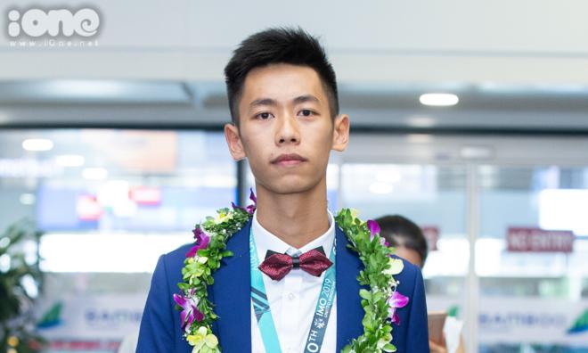 Nam sinh đoạt HC Vàng Olympic Toán Quốc tế: ''Càng học càng thích môn toán''