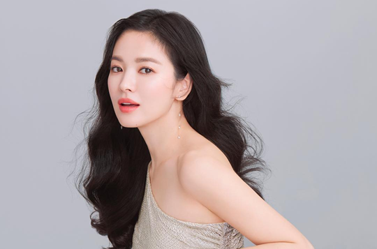 Song Hye Kyo.
