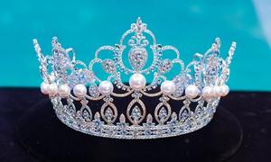 Thí sinh đăng quang Miss World Việt Nam sẽ đội vương miện 3 tỷ đồng