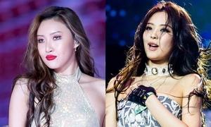 Hwasa vượt mặt Jennie trong BXH thương hiệu người mẫu nữ tháng 7