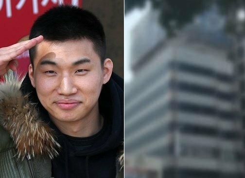 Dae Sung vướng vào vụ ồn ào liên quan đến tòa nhà anh sở hữu.
