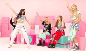 ITZY nhảy loạt hit của Twice, Black Pink, Red Velvet