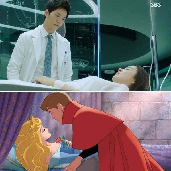 5 drama Hàn gây liên tưởng đến truyện cổ tích nổi tiếng - 3