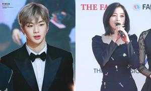 Ji Hyo - Kang Daniel: 'Cặp đôi vàng' thành biểu tượng nhan sắc nhờ giảm cân