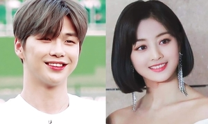 Ji Hyo (Twice) và Kang Daniel bị Dispatch khui ảnh hẹn hò