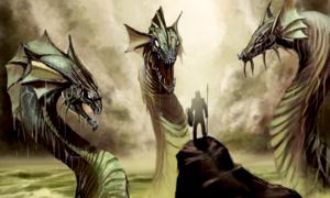 Bạn có biết tên của những sinh vật thần thoại này?
