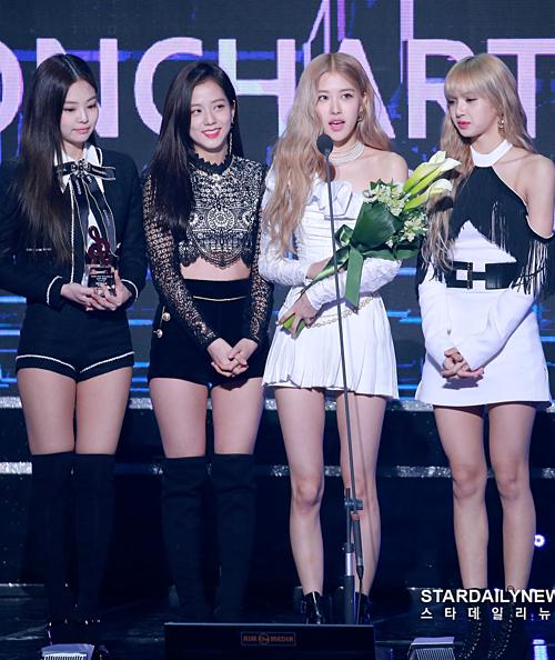 Ngày 23/1/2019, Black Pink là một trong những nhóm nhạc/nghệ sĩ nhận giải Song of the Year tại Gaon Music Awards.