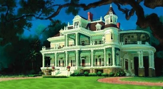 Bạn có biết những ngôi nhà này xuất hiện trong phim Disney nào? - 3