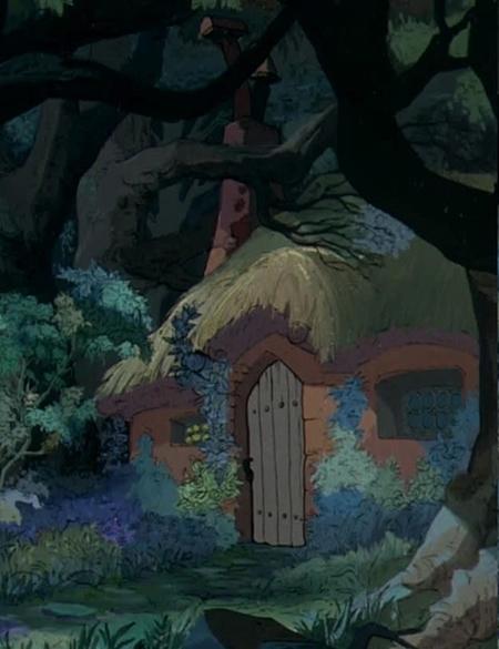 Bạn có biết những ngôi nhà này xuất hiện trong phim Disney nào? - 6
