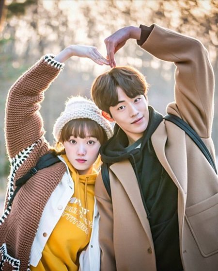 Đáp án: Weightlifting Fairy Kim Bok Joo