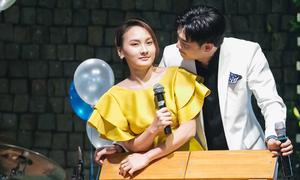 Bảo Thanh song ca 'Cơn mưa tình yêu' với Quốc Trường
