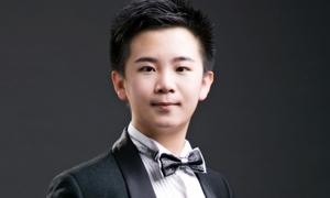 'Thần đồng piano' 13 tuổi Peter Leung đến Việt Nam làm đêm nhạc riêng