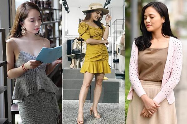Về nhà đi con được xem là phim truyền hình quốc dân của màn ảnh Việt trong năm 2019, với khả năng kéo mọi độ tuổi tập trung trước tivi vào lúc 21h mỗi ngày. Không chỉ được yêu thíchvì nội dung gần gũi, hấp dẫn, Về nhà đi con còn tạo nên cơn sốt thời trang với phong cách khác biệt của các mỹ nhân trong phim.