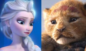 'The Lion King' soán ngôi phim hoạt hình ăn khách nhất của 'Frozen'