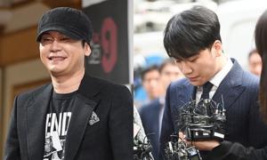 Yang Hyun Suk và Seung Ri trở thành nghi phạm của vụ án đánh bạc
