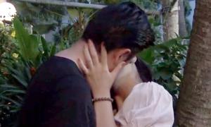 Tim Thu Quỳnh đập nhanh khi hôn Tuấn Tú lần thứ ba