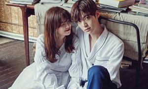 Đồ đôi 'tình bể bình' của vợ chồng Goo Hye Sun trước khi rạn nứt