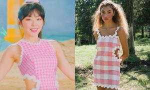 Red Velvet bị nhà thiết kế nước ngoài tố ăn cắp ý tưởng