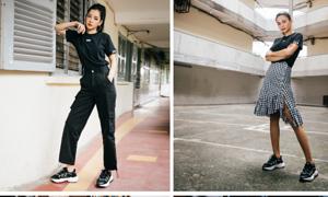Diện giày Ozweego giành cơ hội một năm dùng giày adidas miễn phí
