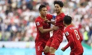 Danh sách tuyển Việt Nam dự vòng loại thứ hai World Cup 2022