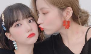 Instagram sao Hàn 26/8