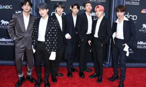 BTS vượt mặt Black Pink, EXO để 'ẵm' 2 giải tại VMAs 2019